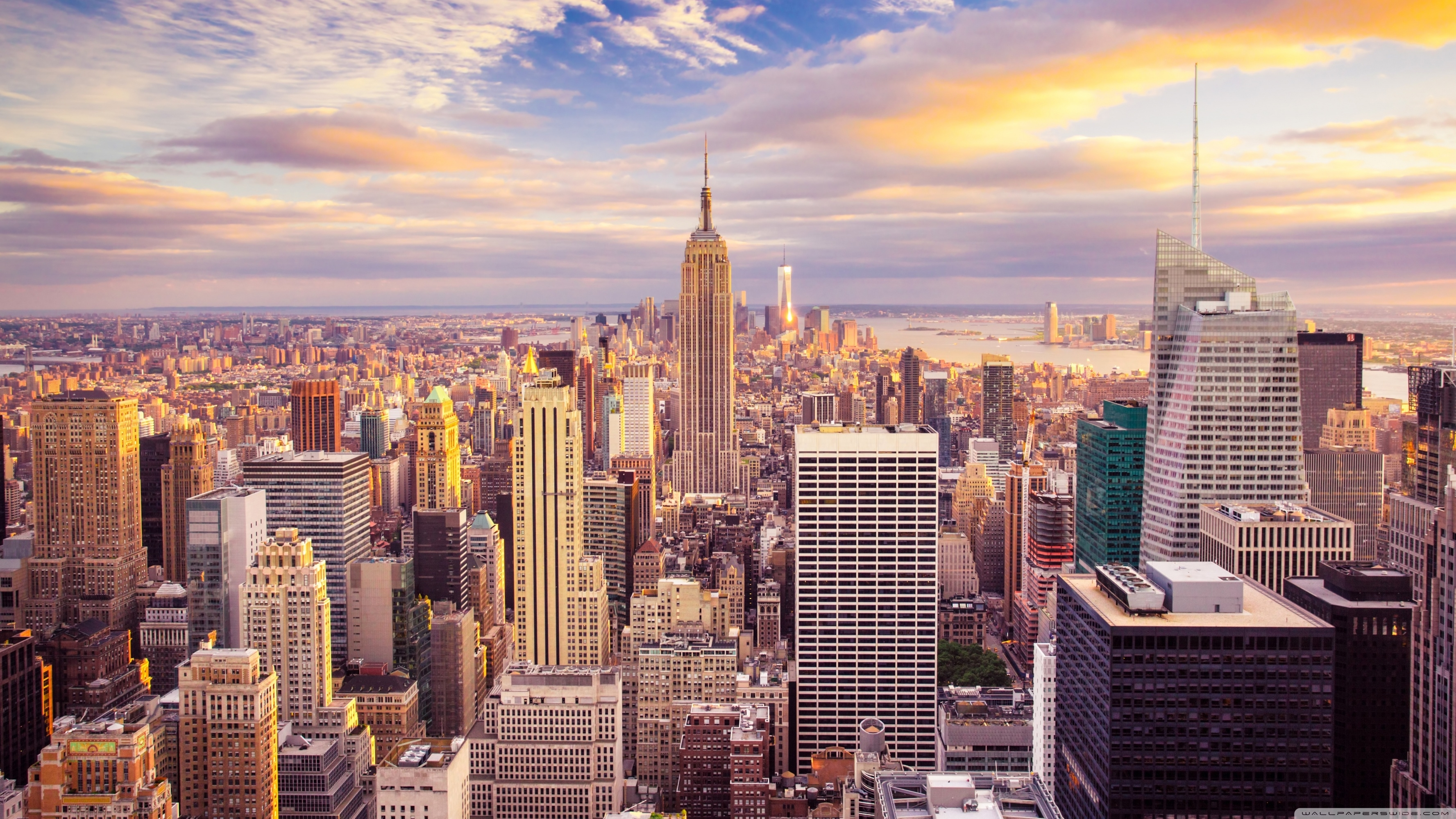 new york city buildings ❤ 4k hd desktop wallpaper for 4k ultra hd