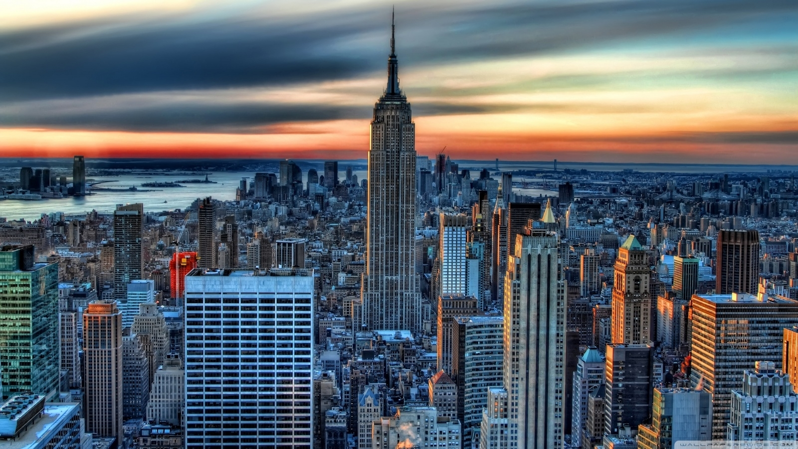new york city hdr ❤ 4k hd desktop wallpaper for 4k ultra hd tv