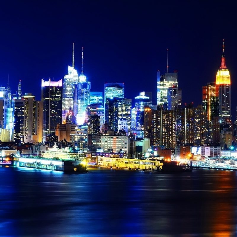 10 Latest Nyc At Night Wallpaper FULL HD 1080p For PC Background 2020 free download new york city night lights hd wallpapers magiclub voyages 800x800