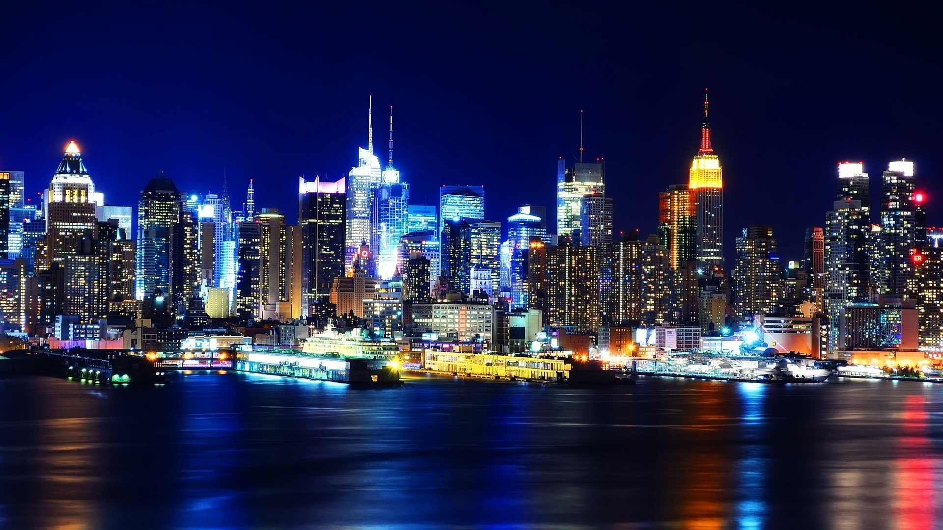 new-york-city-night-lights-hd-wallpapers - magiclub voyages