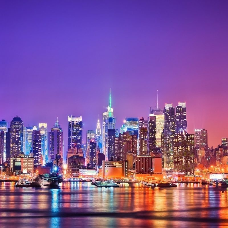 10 Top New York Night Wallpapers FULL HD 1920×1080 For PC Background 2018 free download new york city skyline at night e29da4 4k hd desktop wallpaper for 4k 1 800x800