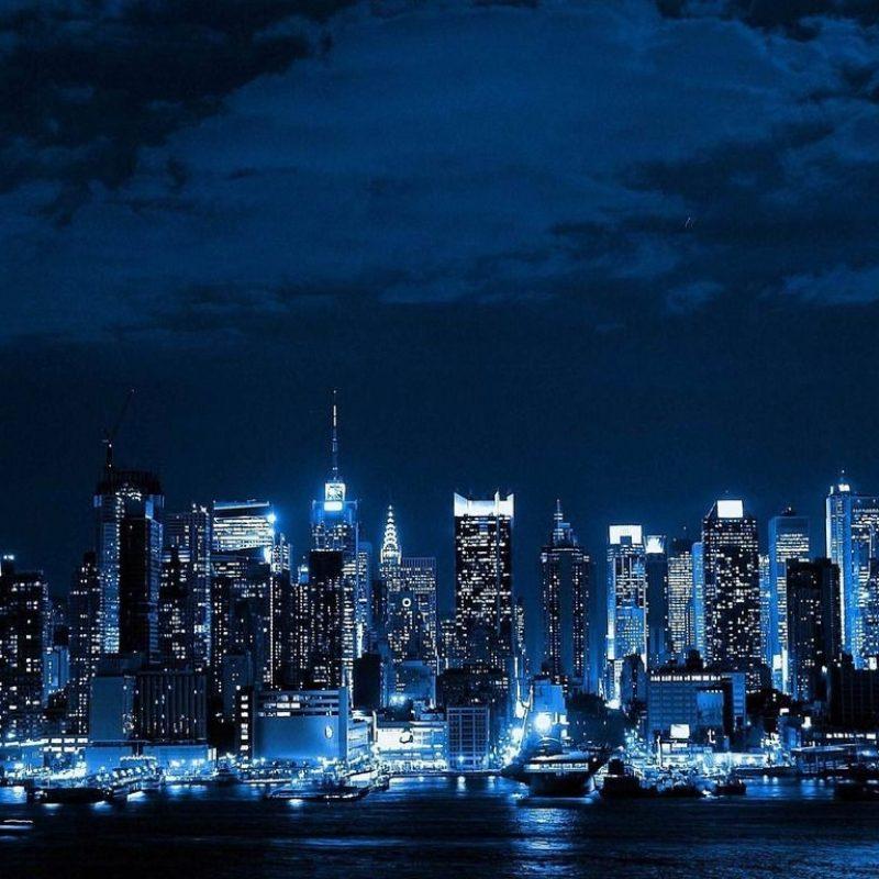 10 Top City Night Skyline Wallpaper FULL HD 1920×1080 For PC Desktop 2020 free download new york city skyline world 1366x768 pixel city hd hd wallpaper 800x800