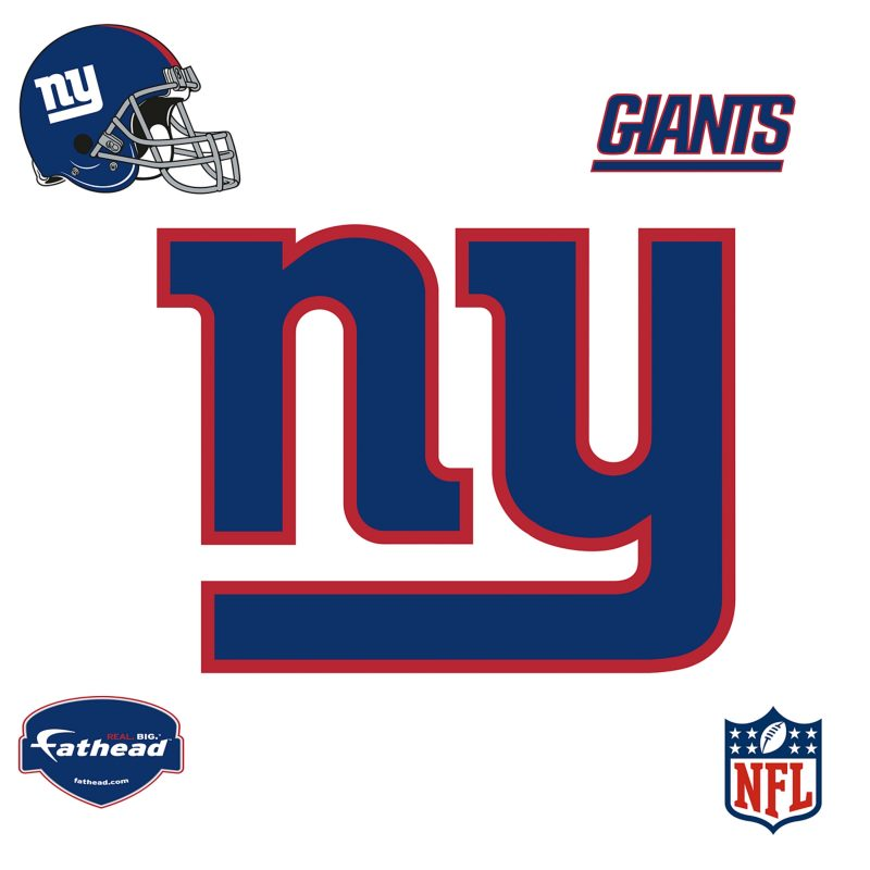 10 Best New York Giants Logo Pics FULL HD 1920×1080 For PC Background 2018 free download new york giants logo wall decal shop fathead for new york giants 800x800