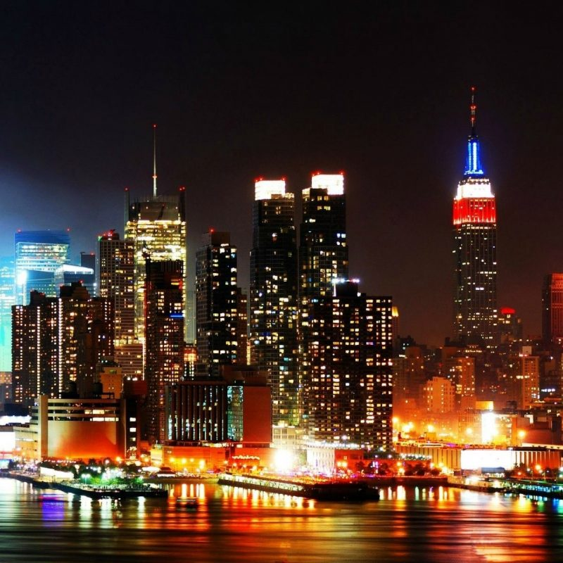 10 Latest Nyc At Night Wallpaper FULL HD 1080p For PC Background 2020 free download new york skyline at night 2560x1600 wallpaper background 800x800