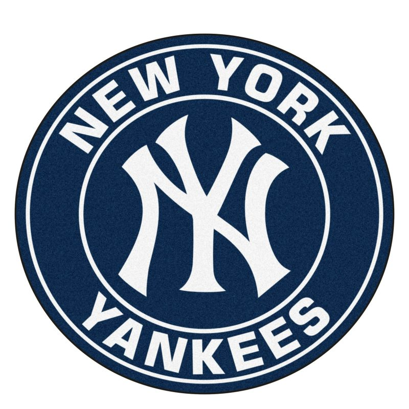 10 Top Pictures Of New York Yankees Logo FULL HD 1920×1080 For PC Desktop 2020 free download new york yankees logo roundel mat 27 round area rug 800x800