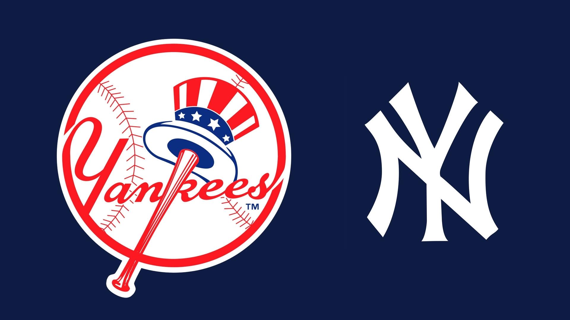10 Most Popular New York Yankees Logo Wallpaper FULL HD ...