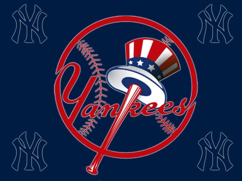 new york yankees wallpaper | new york yankees logo 1024x768