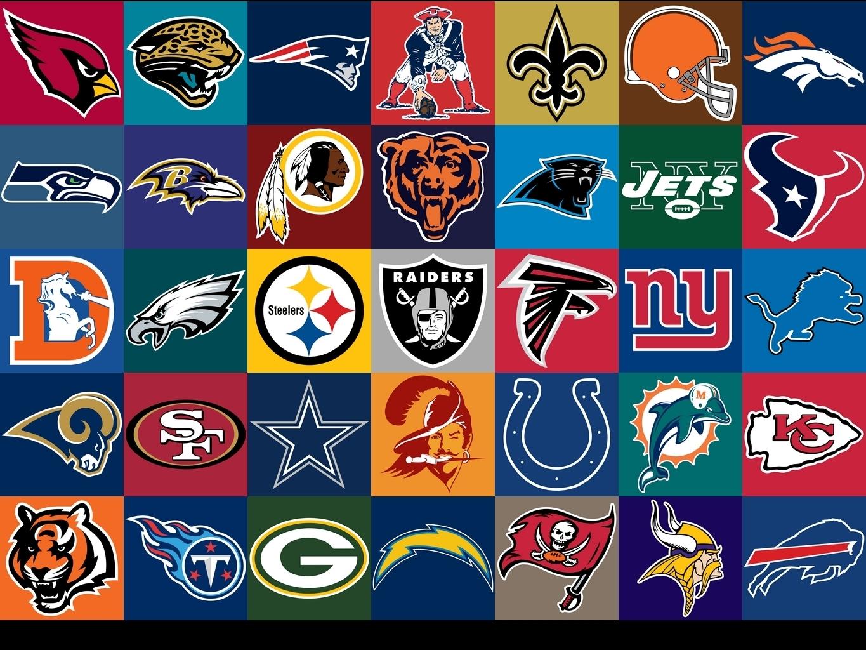 nfl football team logo | preppy style | pinterest | team logo