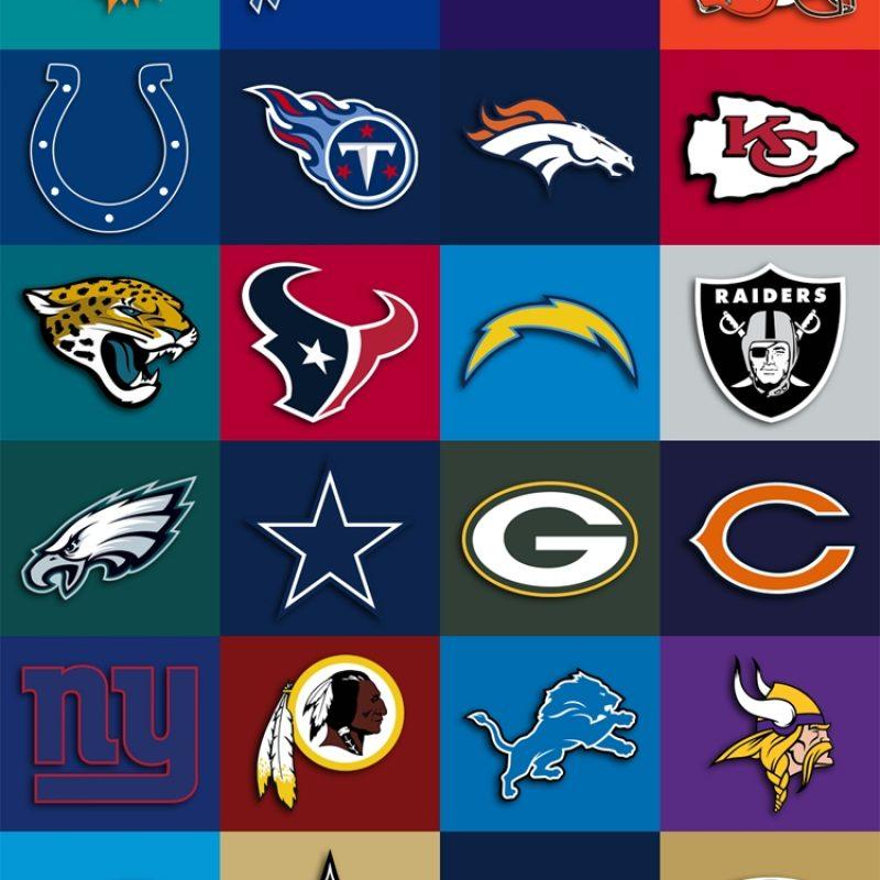 10 Best Nfl Teams Logos Wallpaper FULL HD 1080p For PC Desktop 2018 free download nfl team logos iphone 6 wallpaper 750x1334 800x800