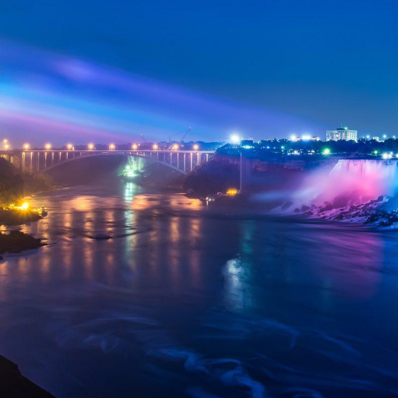 10 Most Popular Niagara Falls At Night Hd FULL HD 1920×1080 For PC Desktop 2018 free download niagara falls 4k ultra hd fond decran and arriere plan 3840x2160 800x800