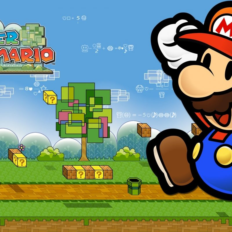 10 Top Super Paper Mario Wallpaper FULL HD 1920×1080 For PC Desktop 2021 free download nice poster of super paper mario wallpaper hd wallpapers 800x800