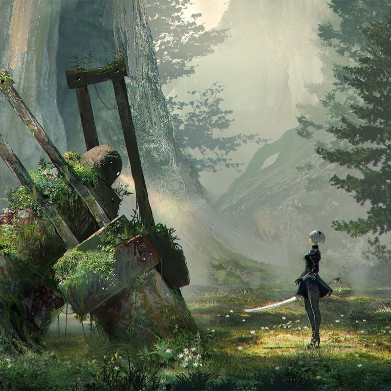 10 Most Popular Nier Automata 4K Wallpaper FULL HD 1920×1080 For PC Background 2018 free download nier automata wallpapers in ultra hd 4k 1 800x800