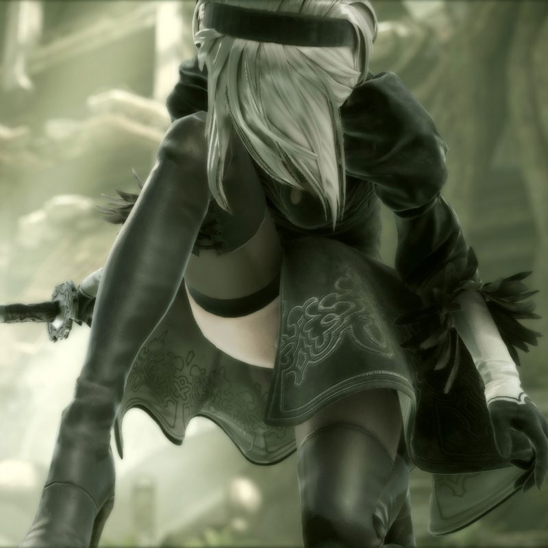 10 Most Popular Nier Automata 4K Wallpaper FULL HD 1920×1080 For PC Background 2018 free download nier automata wallpapers in ultra hd 4k 800x800