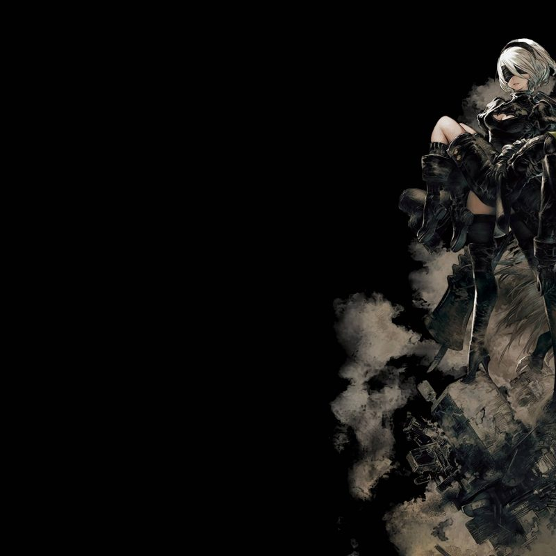 10 Most Popular Nier Automata 4K Wallpaper FULL HD 1920×1080 For PC Background 2018 free download nier automata wallpapers wallpaper cave 800x800