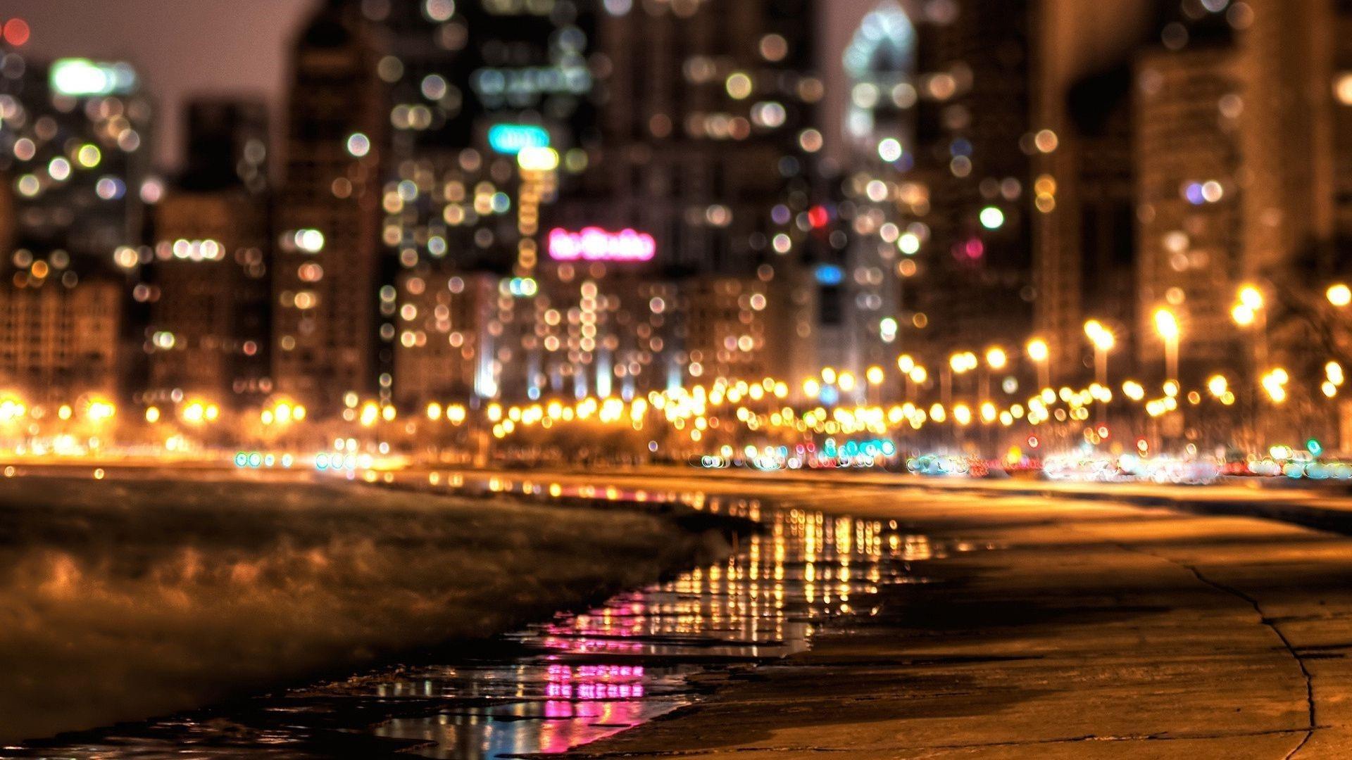 night city lights wallpaper | wallpaper studio 10 | tens of