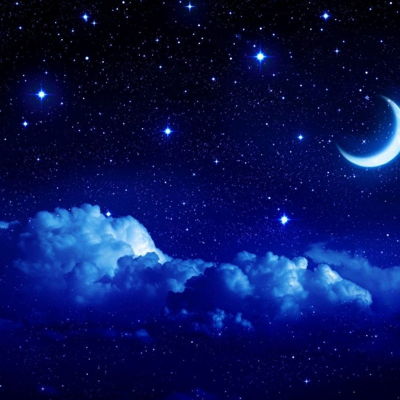 10 Top Star And Moon Wallpaper FULL HD 1080p For PC Desktop 2018 free download night moon romance love stars sky clouds wallpaper 1920x1200 2 800x800