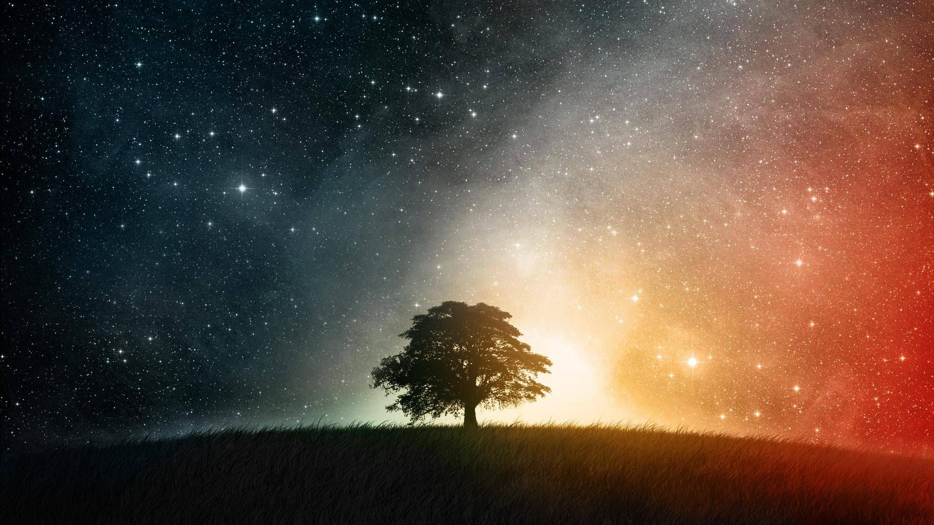 night sky stars wallpapers - wallpaper cave   adorable wallpapers