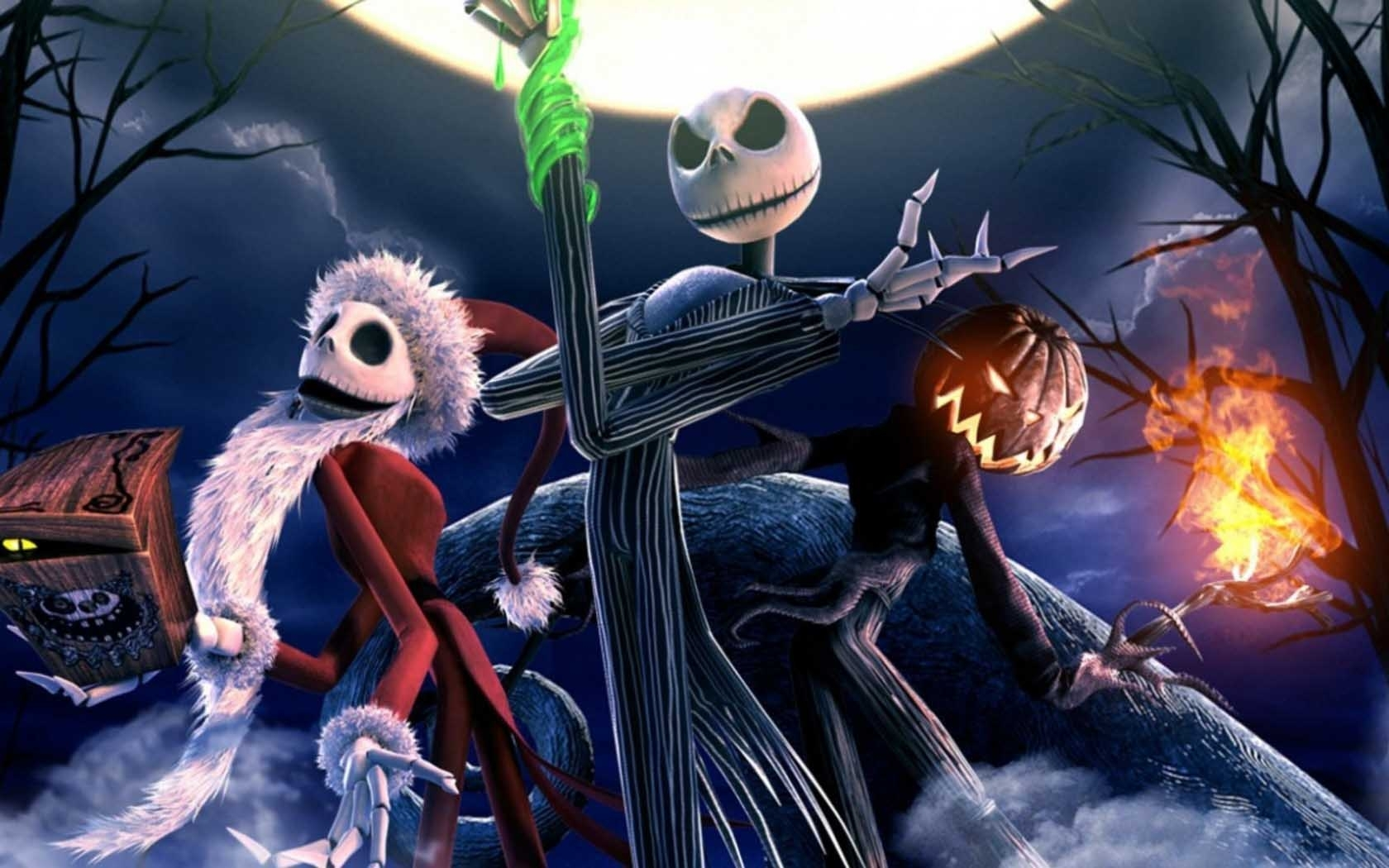 nightmare before christmas wallpapers hd - wallpaper cave