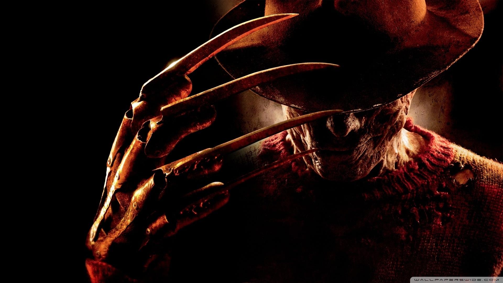 nightmare on elm street - freddy ❤ 4k hd desktop wallpaper for 4k