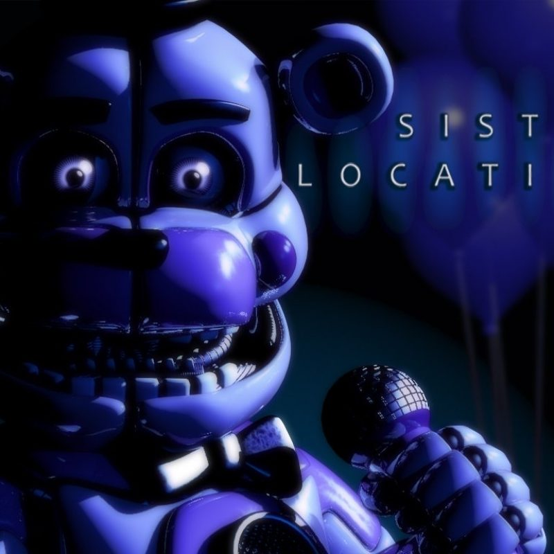 10 Most Popular Five Nights At Freddy's Sister Location Wallpaper FULL HD 1080p For PC Desktop 2020 free download nights at freddys sister location 2016 800x800