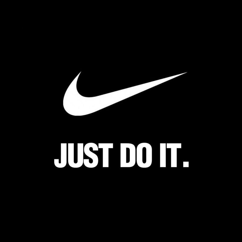 10 Most Popular Just Do It Wallpapers FULL HD 1080p For PC Background 2018 free download nike just do it wallpapers for iphone wallpaper rocket 800x800