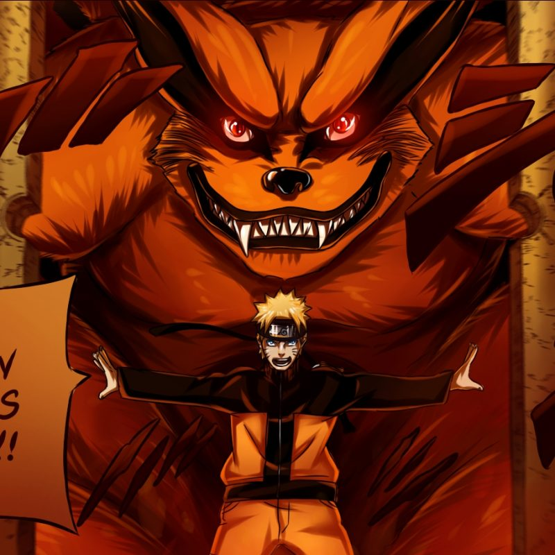 10 New Naruto Nine Tails Wallpaper FULL HD 1920×1080 For PC Desktop 2021 free download nine tails wallpapers group 78 800x800