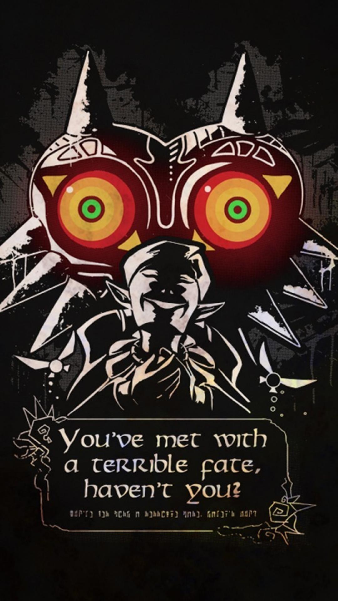 Title Nintendo The Legend Of Zelda Majoras Mask Wallpaper