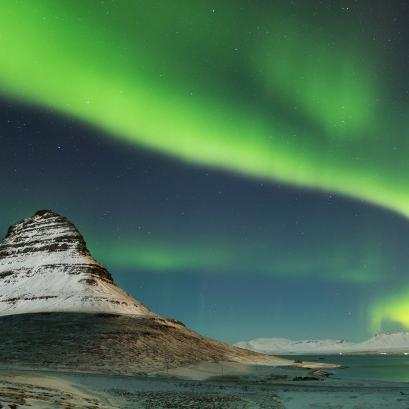 10 Best Iceland Northern Lights Wallpaper FULL HD 1920x1080 For PC