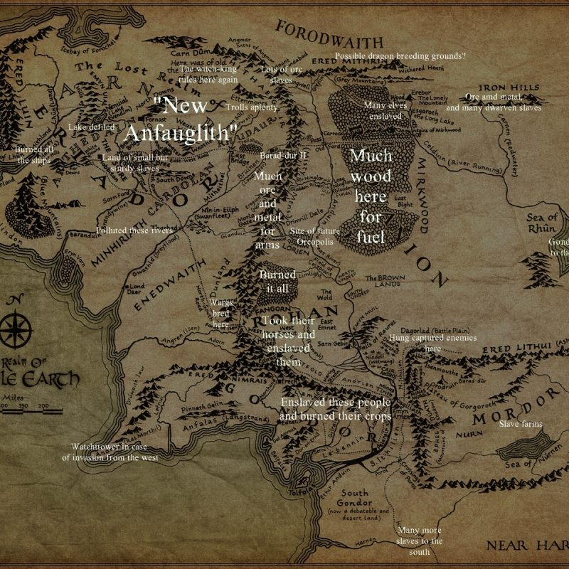 10 Top Map Of Middle Earth High Resolution FULL HD 1920×1080 For PC Background 2021 free download notes from the perilous realm saurons map of middle earth 800x800