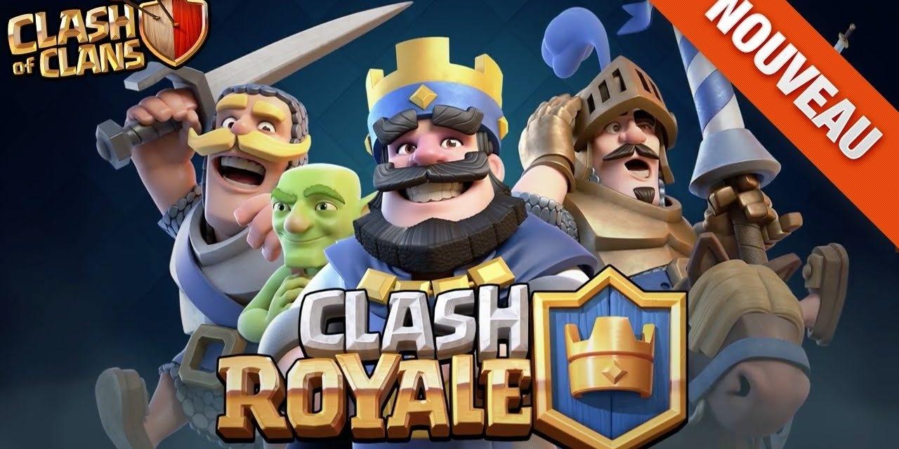 nouvelle mise à jour clash royale : Équilibrage du 11 août - guide