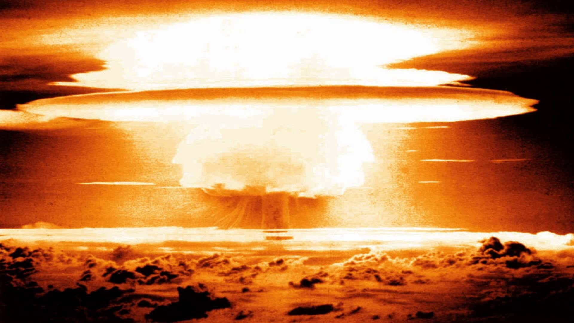 nuclear explosion sound effect - youtube