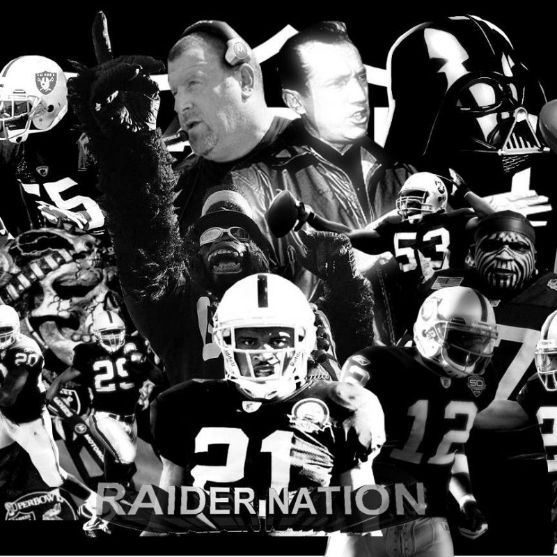 10 Most Popular Oakland Raiders Wallpaper 2017 FULL HD 1080p For PC Desktop 2020 free download oakland raiders wallpapers 003 adorable wallpapers 800x800