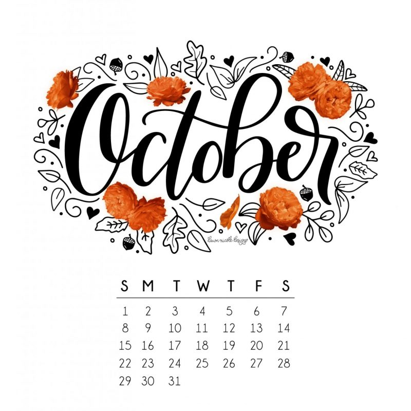 10 New October 2017 Desktop Wallpaper FULL HD 1920×1080 For PC Background 2018 free download october 2017 printable calendar tech pretties dawn nicole designs 800x800