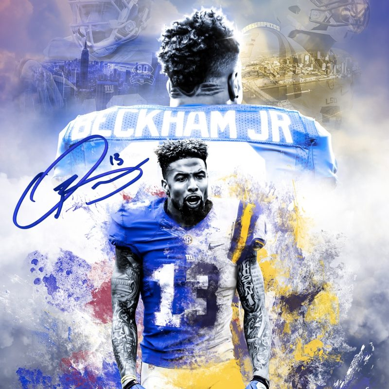 10 New Odell Beckham Jr Wallpaper Download FULL HD 1920×1080 For PC Desktop 2021 free download odell beckham jr legacy wallpaper on behance 800x800