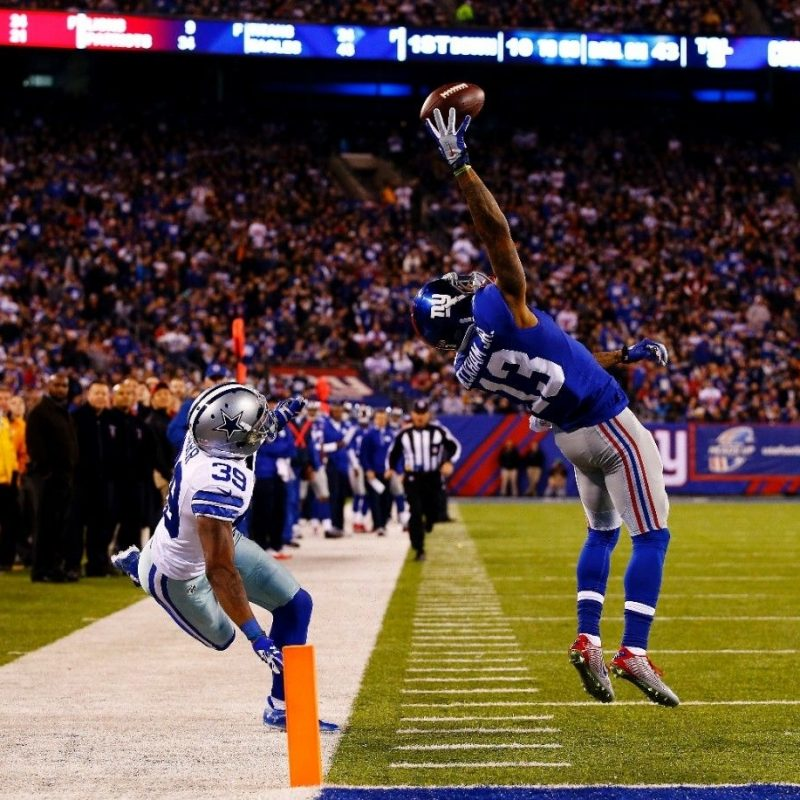 10 Best Odell Beckham Jr Wallpaper Catch FULL HD 1080p For PC Background 2021 free download odell beckham jr makes greatest catch ever odell beckham jr 800x800
