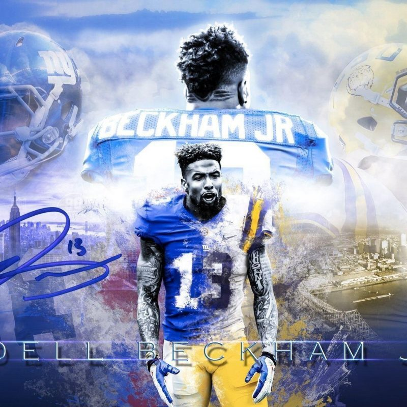 10 Latest Odell Beckham Jr Wallpaper 2016 FULL HD 1080p For PC Background 2018 free download odell beckham jr wallpapers wallpaper cave 1 800x800