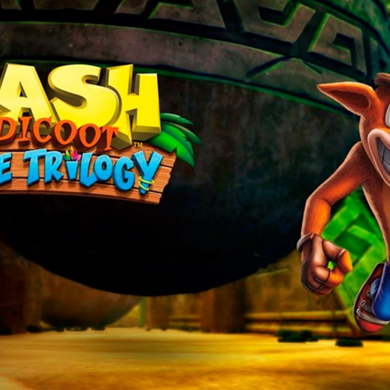 10 Latest Crash Bandicoot Wallpaper 1920X1080 FULL HD 1080p For PC Background 2018 free download official crash art banner without release date text desktop 800x800