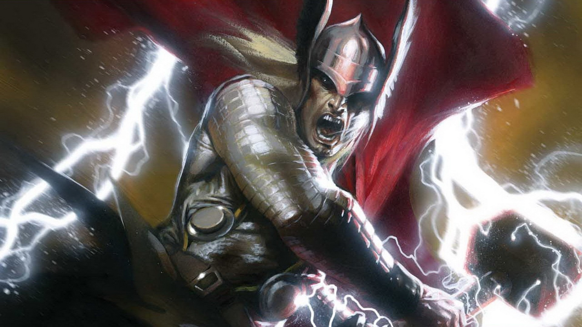 oh, my pop culture pantheon: differences between marvel's thor and