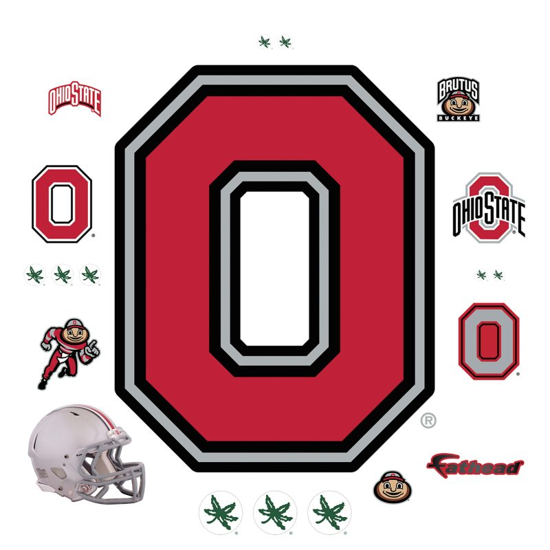 10 New Ohio State Buckeyes Image FULL HD 1920×1080 For PC Background 2020 free download ohio state buckeyes block o logo wall decal shop fathead for ohio 800x800