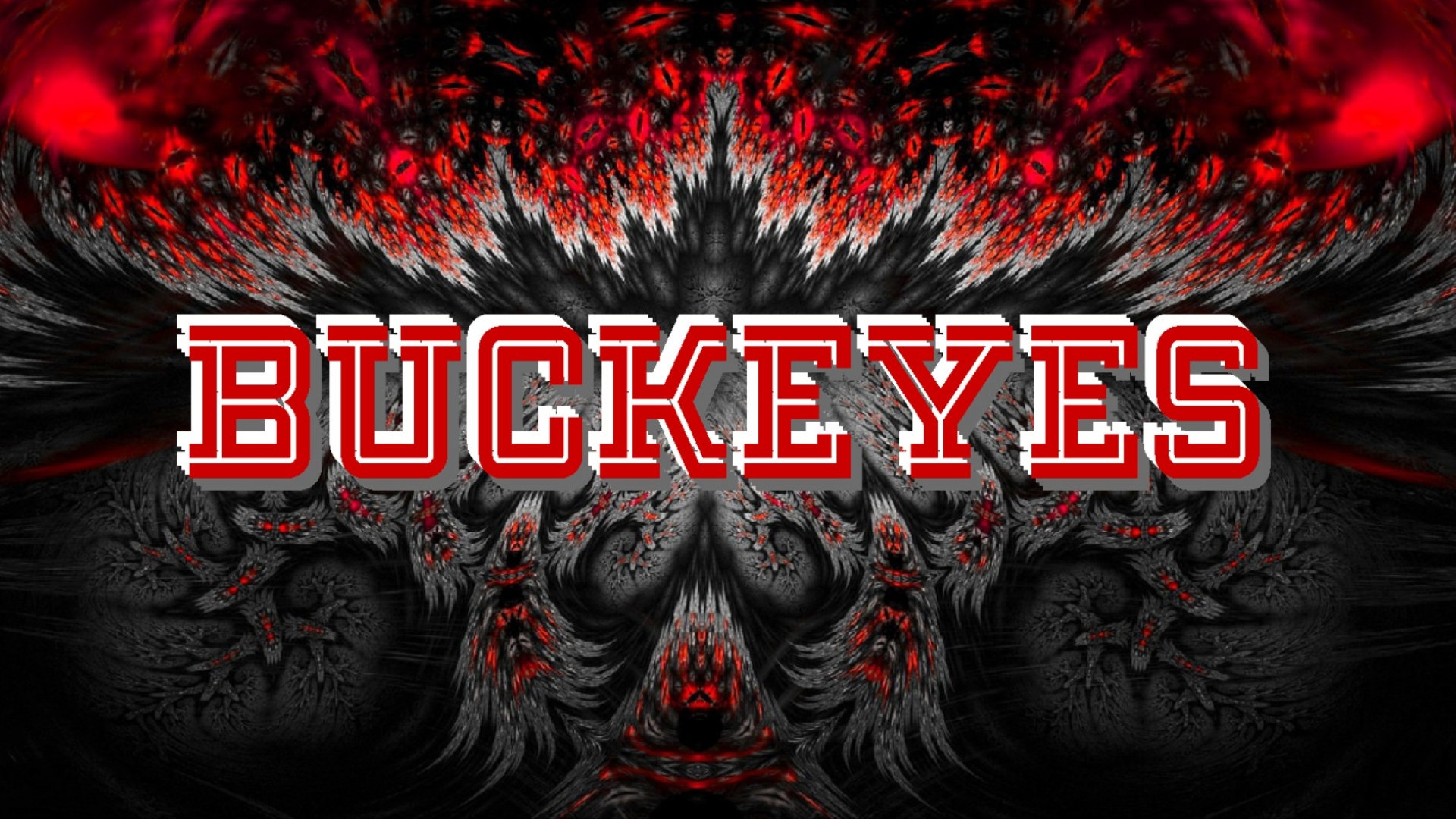 ohio state buckeyes images buckeyes on an abstract hd wallpaper and