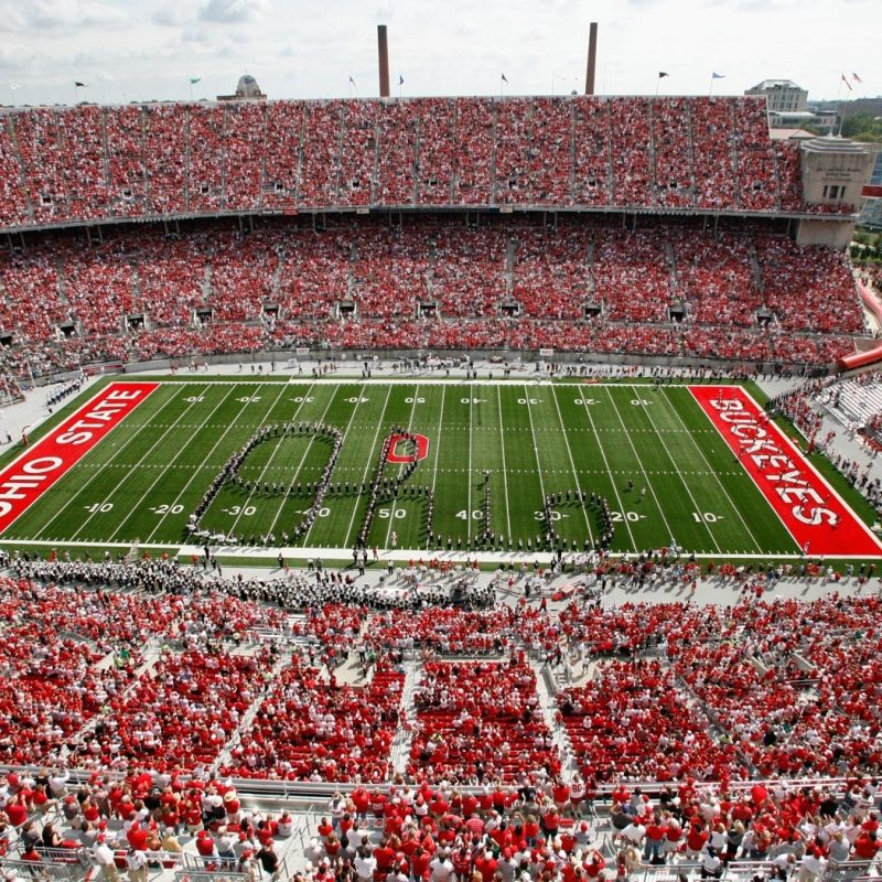 10 Latest Ohio State Football Desktop Background FULL HD 1920x1080 For PC 2018