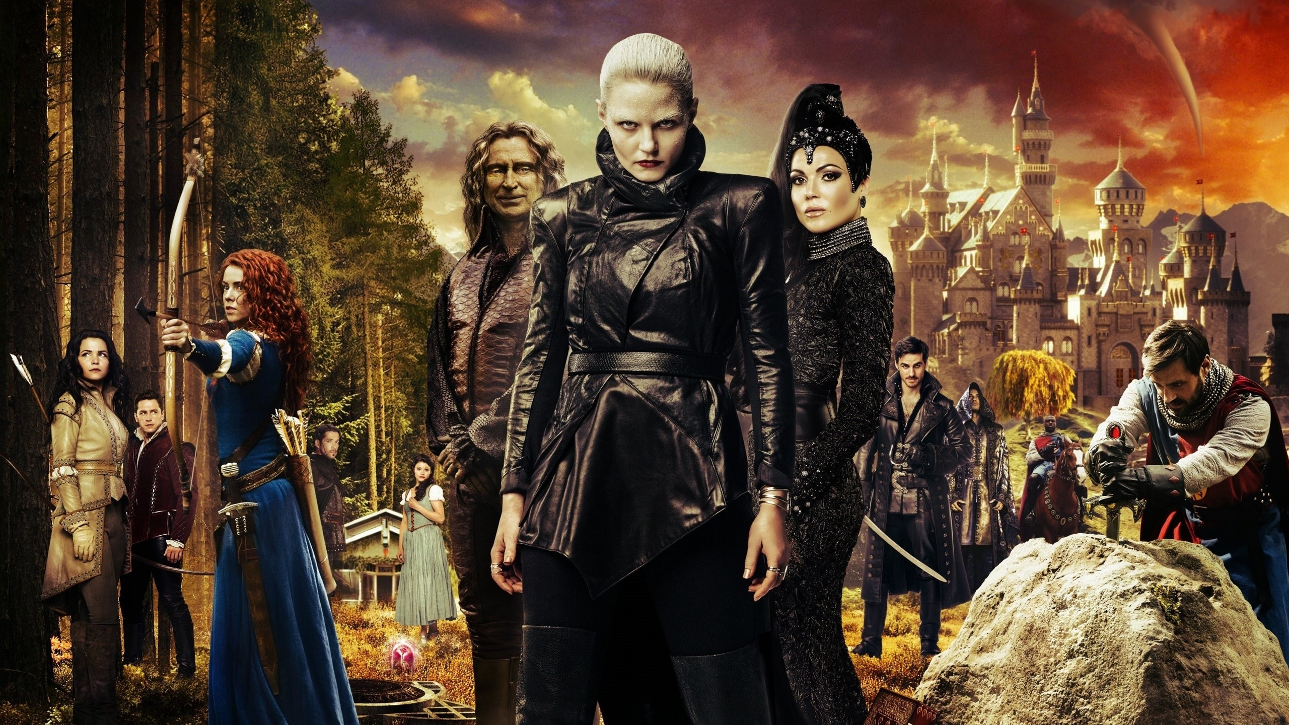 once upon a time season 5 wallpapers | hd wallpapers | id #15810