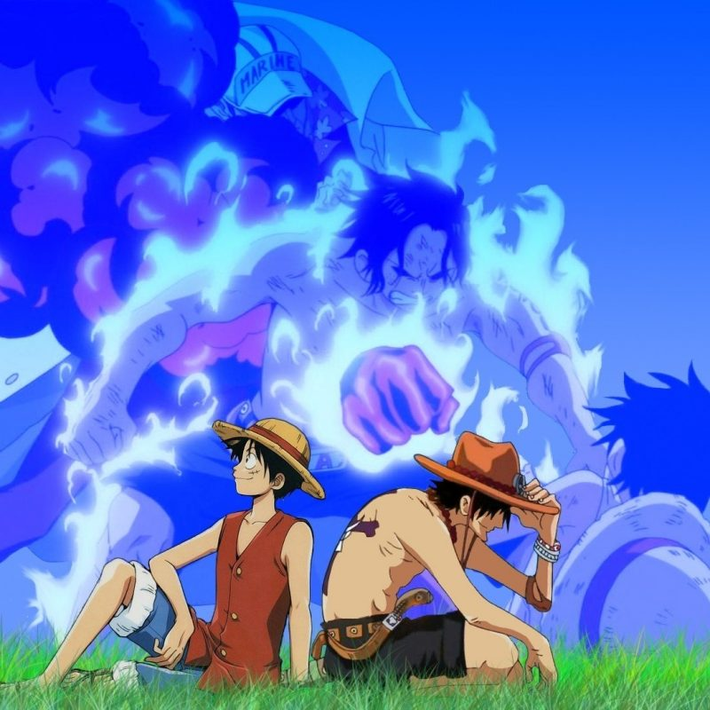10 Most Popular Luffy And Ace Wallpaper FULL HD 1080p For PC Background 2018 free download one piece anime ace monkey d luffy wallpaper 1900x1080 291987 800x800