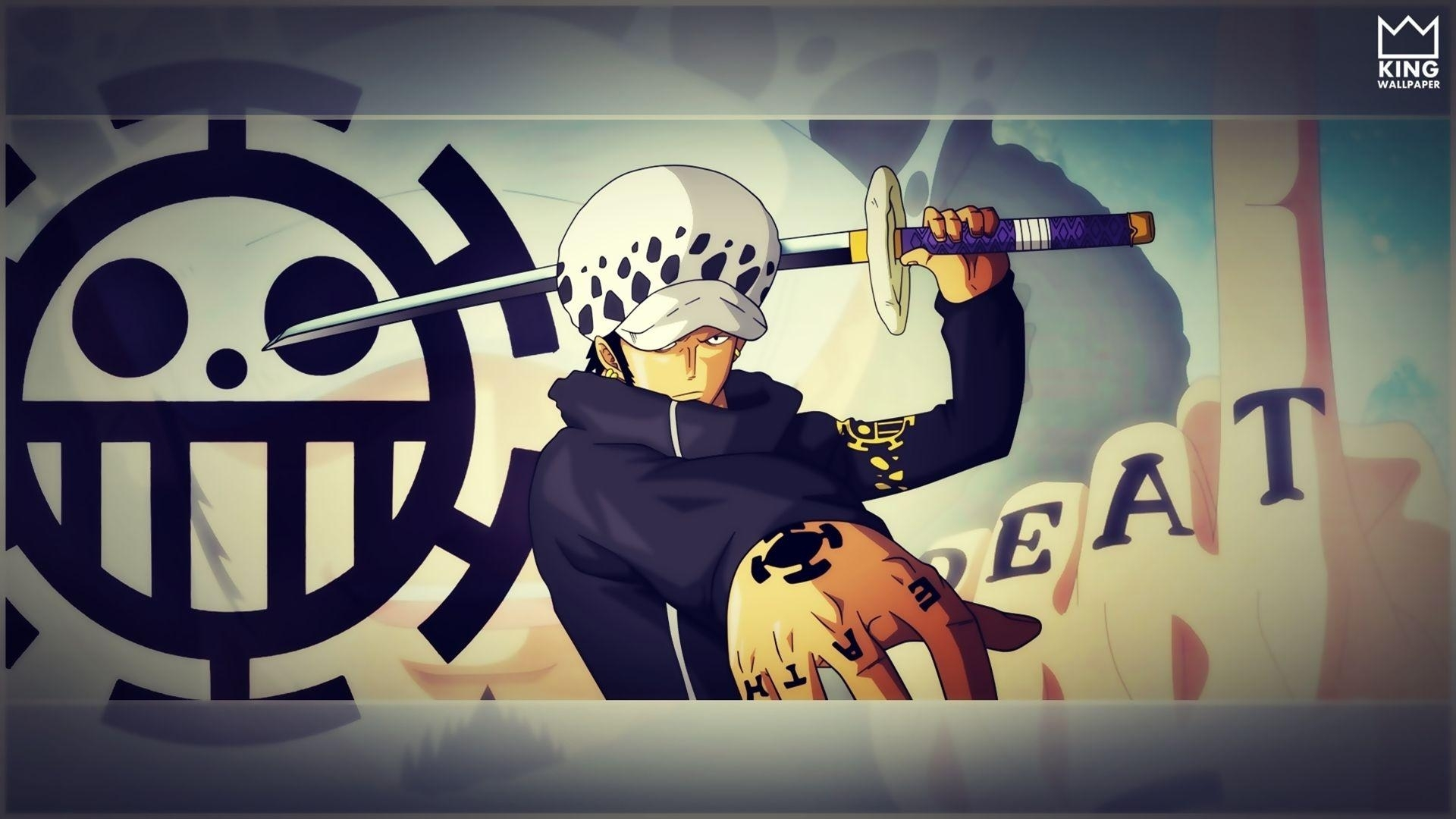 one piece law wallpapers - wallpaper cave