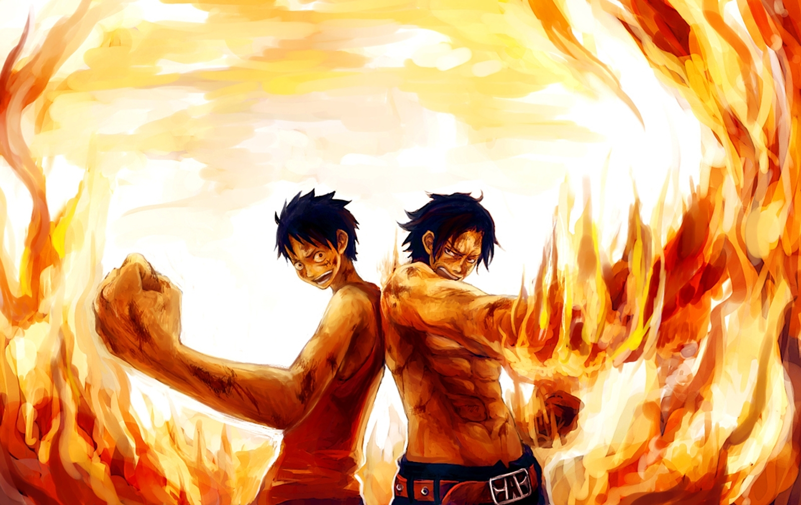 one-piece luffy wallpaper | anime wallpapers