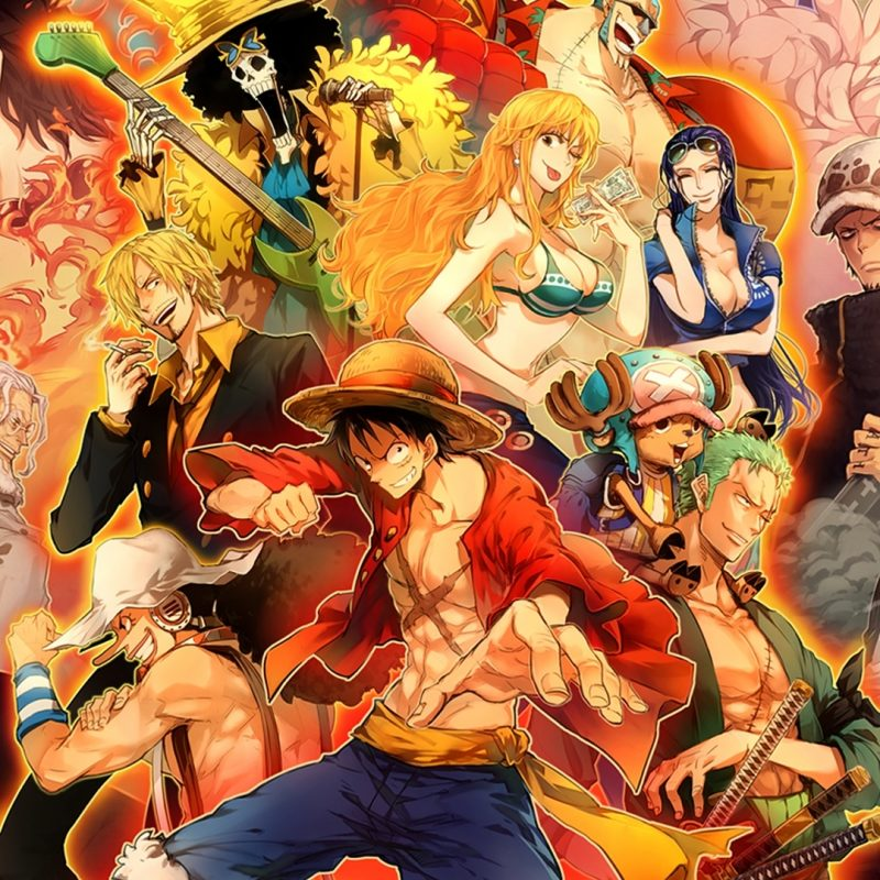 10 Best One Piece 1920X1080 Wallpaper FULL HD 1080p For PC Background 2018 free download one piece poster full hd fond decran and arriere plan 1920x1080 800x800