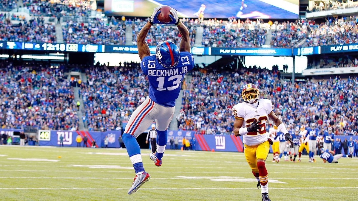 opposition scouting : odell beckham jr – redskins capital connection