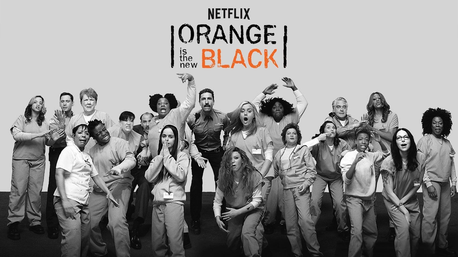 orange is the new black wallpapers - wallpaper cave