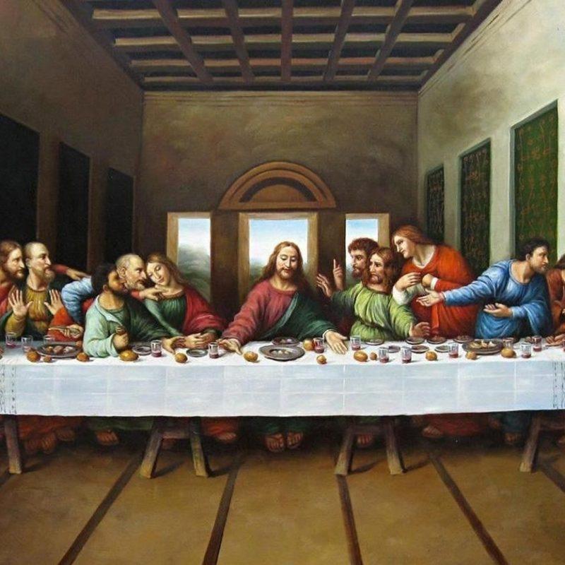10 Most Popular Last Supper Images Original Picture FULL HD 1920×1080 For PC Desktop 2021 free download original picture of the last supperleonardo da vinci oil 800x800