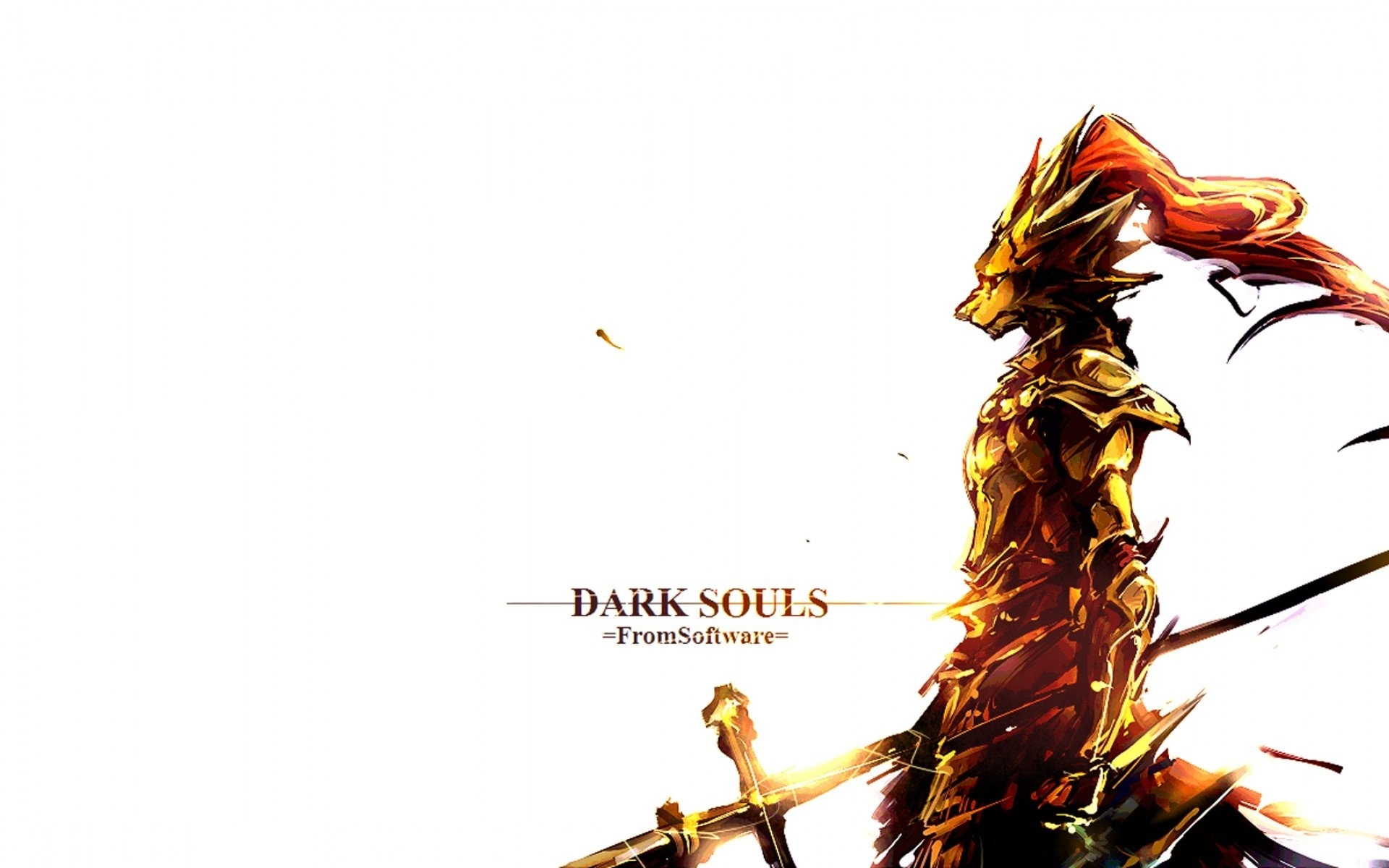 ornstein dark souls - walldevil
